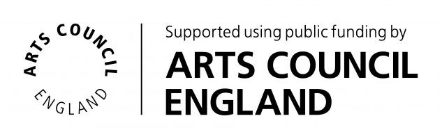 Supported using Arts Council England Funding
